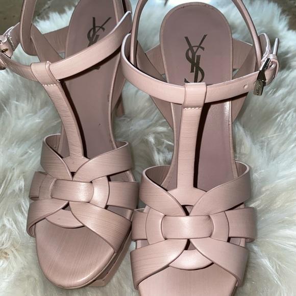 Yves Saint Laurent Shoes | Heels Ysl